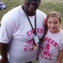 SMS Cheer for a Cure Pink Out