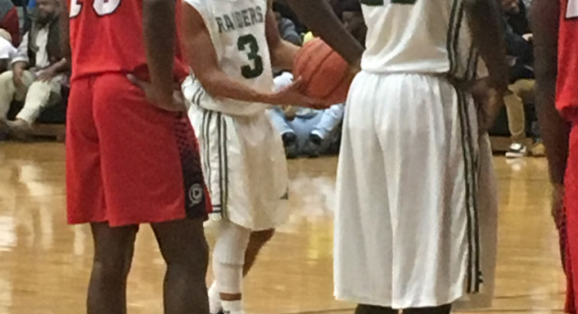 Raiders fall to Red Devils 49-46: Rematch in Clinton on Tuesday Night