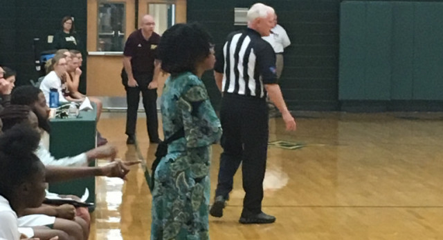 Laurens District 55 High School Girls Varsity Basketball beat Belton-Honea Path High School 68-67