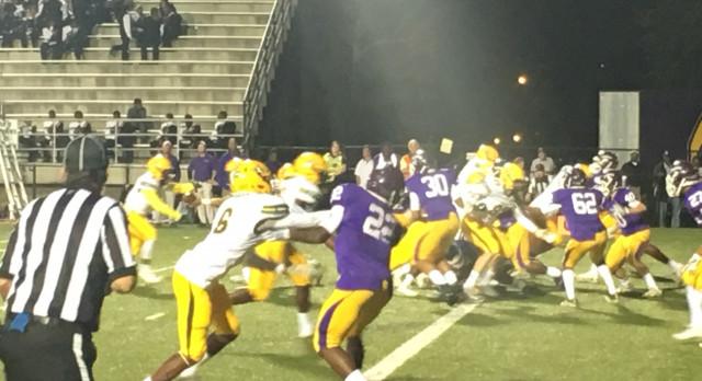 Laurens District 55 High School Varsity Football falls to Northwestern High School 58-7