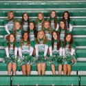 2016 Varsity Football Cheerleading