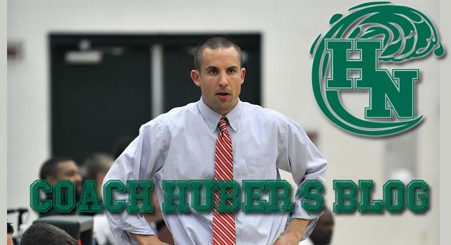 Coach Huber's Blog – New Beginnings