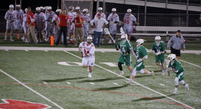 HNLax Moves to 2-1 With Win Over Wadsworth
