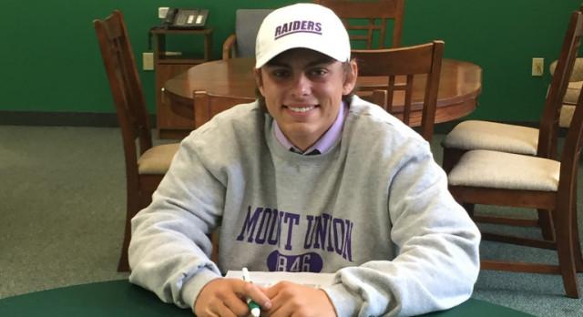 Montowski Commits to Mount Union for Baseball