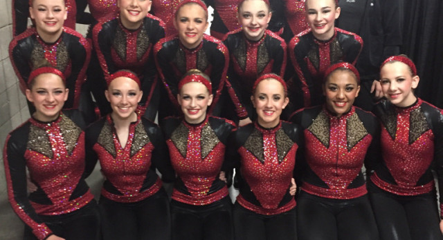 Tri Dels Compete at State