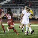 var girls soccer vs El Campo