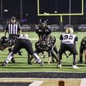 Fresh black fball vs Foster