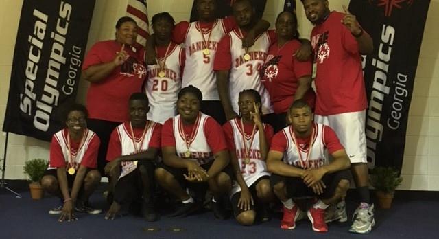 Banneker Trojans GOLD Medal Winners!