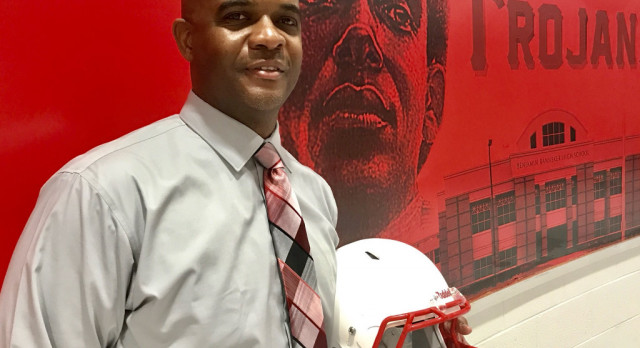 Welcome Mr. Mario Allen as Banneker HS new head football coach