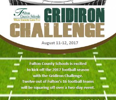 Fulton County Gridiron Challenge
