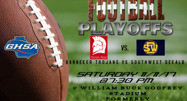 Banneker is in the Playoffs!
