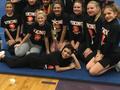 Congratulations NCMS Cheerleaders