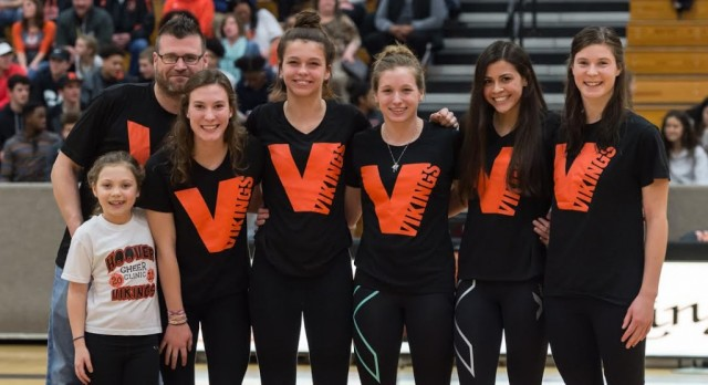 Hoover Girls' Swimmers Break Two National Records