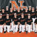 Boys JV Baseball Team 2017