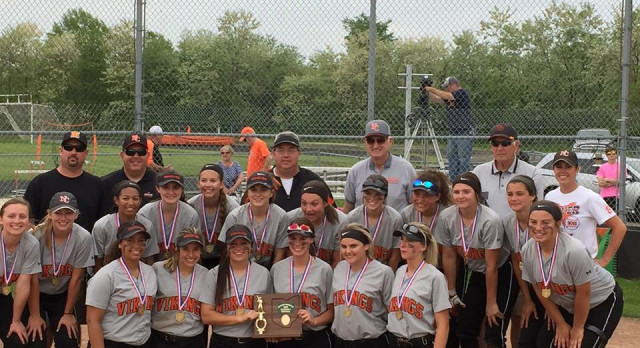 State Softball Link to Media Coverage