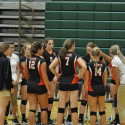 Hoover Varsity Volleyball VS St. Vincent-St. Mary