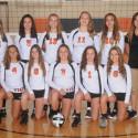 Hoover High School Volleyball Team 2017-18