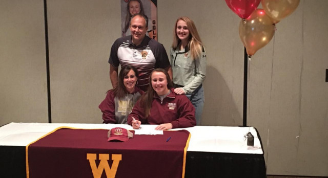 Alexis Green Signs to Walsh Universtiy