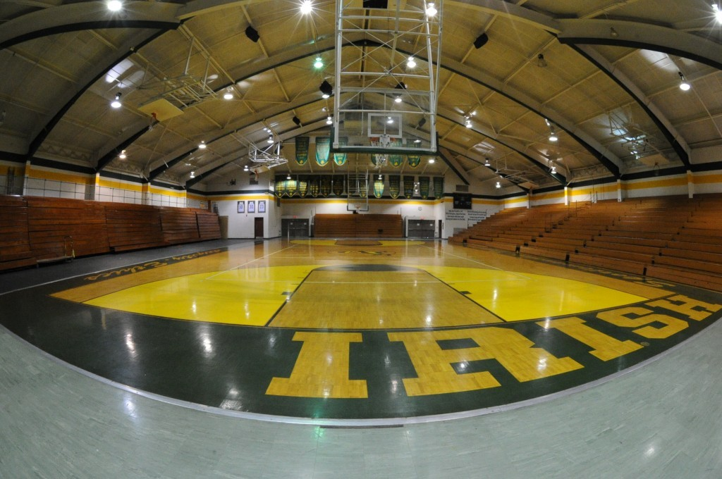 STVM old gym
