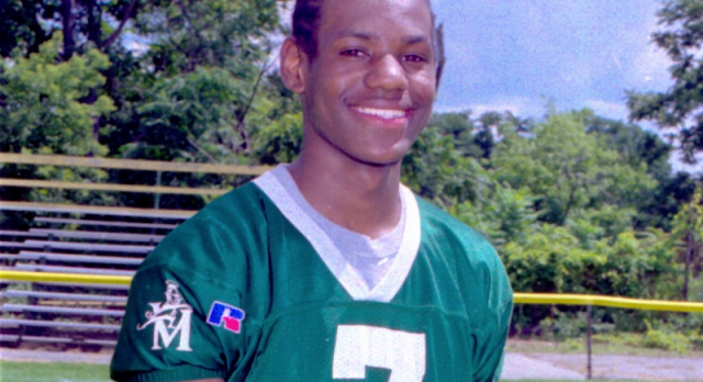 STVM Football Alumni Featured on Bleacher Report Article: LeBron James VM03 and others