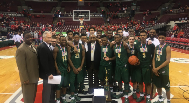 Boys Basketball Brings Home their 7th State Championship! Welcome Home Assembly Planned for Monday 3/27