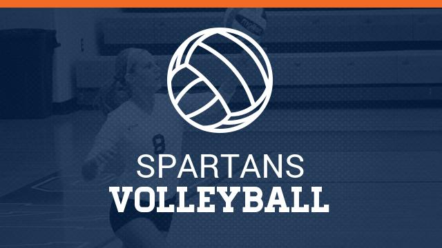 Volleyball Places 3rd at Area Tournament