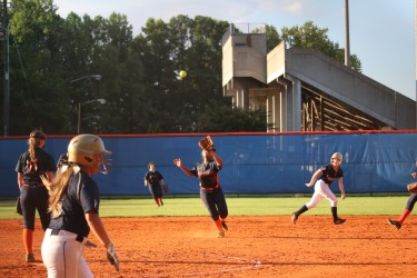 Lady Spartans Fall in Thriller vs. Lithia Springs High School 11-10