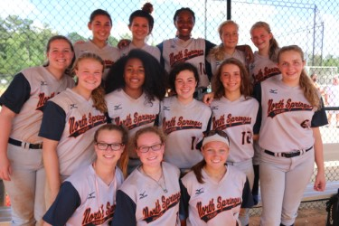 Softball Finishes 4th in Region 6-5A