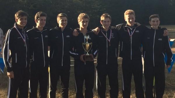 XC Champs 2016 Boys