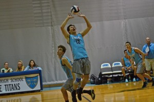 Boys Volleyball 1