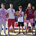 2017 NCISAA 1A Cross Country Chmpionship at WakeMed Soccer Park in Cary