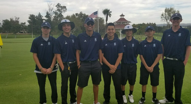 Boys Golf- 2017 River Valley League Champs (Undefeated)