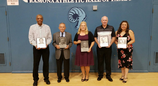Ramona Athletic Hall of Fame Banquet