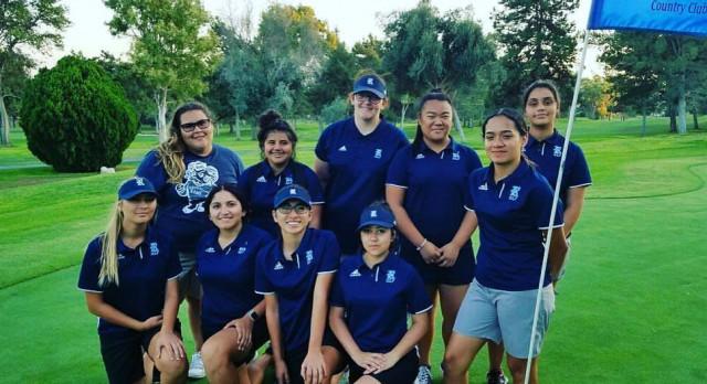 Lady Ram Golfers win again