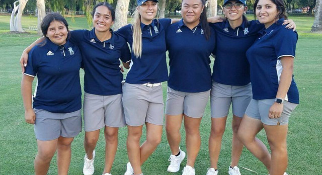 Girls Golf wins again