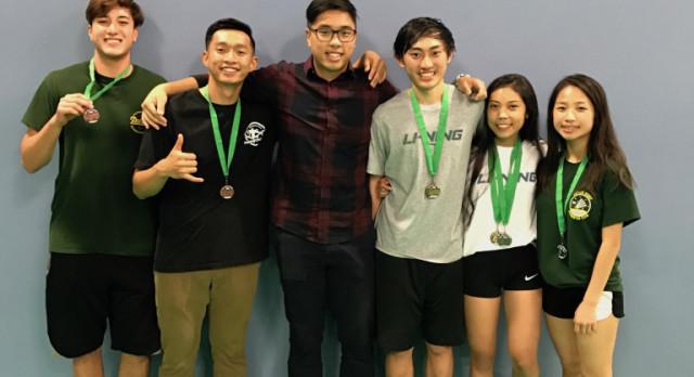 Badminton Brings Home More Medals