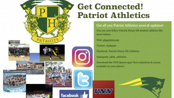 Athletics Social Media Poster