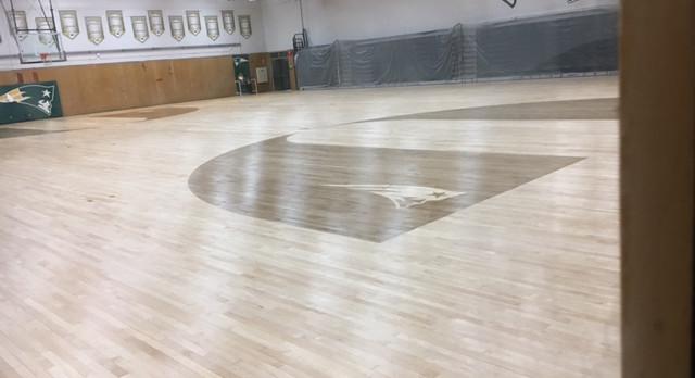 New Gym Floor!