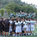 JV Football vs. Monte Vista – 9/8/17