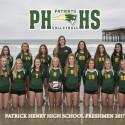 2017 Freshman Girls Volleyball Team Pictures
