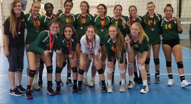 Varsity Volleyball La Jolla Coastal Classic Tournament