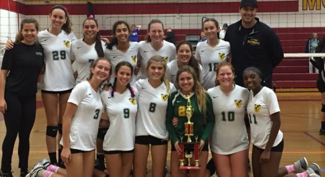 VB wins JV Tournament!