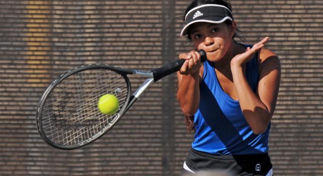 Girls Tennis Goes 3-0 This Week