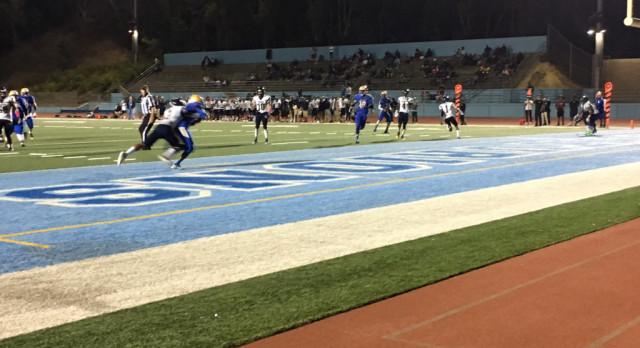 Football Defeats Morse 28-20