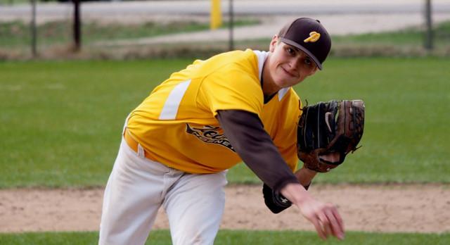 Pellston High School Varsity Baseball beat St Ignace 7-2