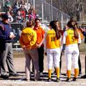 JV Softball vs Cheboygan 4/12/17