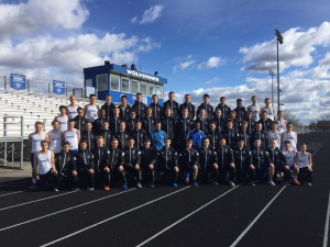 2017 West Track Team Pic