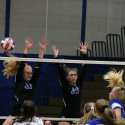 Girls Volleyball vs. Mukwonago