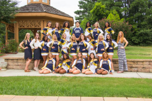 Competition Cheer Program