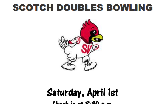 Athletic Booster Club Scotch Doubles